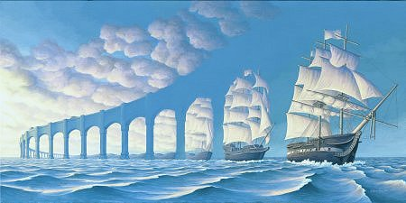 Sailing Ships and Bridge!