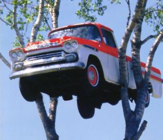 The Tree Truck!